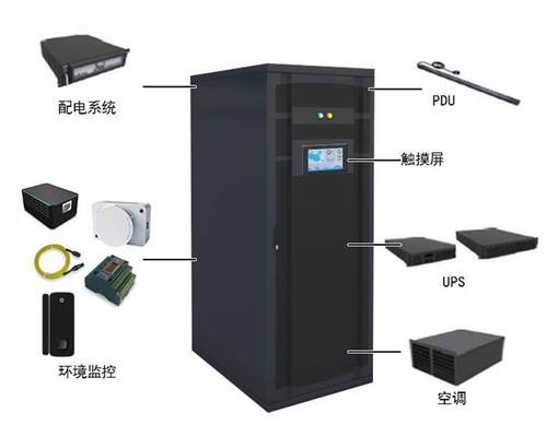 IT-ONE Integrated Rack System