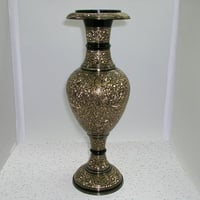Metal Brass Flower Vase
