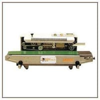 Continuous Pouch Sealer Machinery