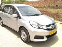 CNG Fitted Honda Mobilio Car