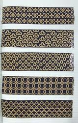 Sequence Work Jacquard Lace