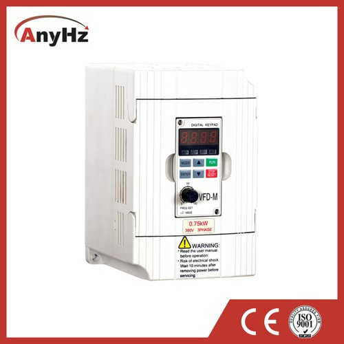 Single Three Triple Phase Kw HP 50Hz 60Hz 230V 220V 380V Delta Replacement Frequency Converter AC Drive
