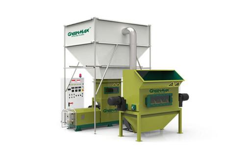 Styrofoam Recycling Machine (GREENMAX Mars C300)
