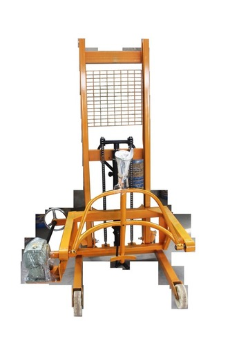 Industrial Semi-Automatic Stacker Certifications: Iso9001