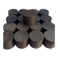 Cylindrical Graphite Block