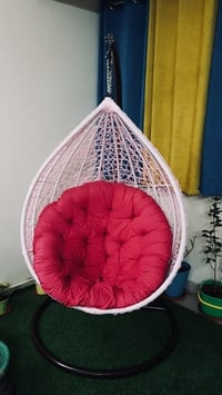 Strong Cane Swing Chair