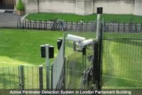 Perimeter Alarm and Motion Detection