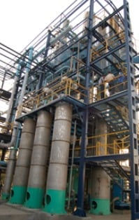 Steel Alcohol Chemical Plant