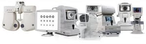 Ophthalmic Optical Machines