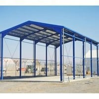 Steel Pre Fabricated Structure
