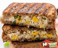 Veg And Cheese Sandwiches