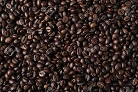 Roasted Parchment Robusta Coffee Beans