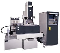 Fully Electrical Discharge Machine