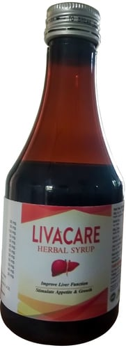 Livacare Herbal Syrup