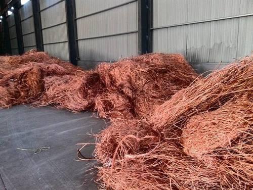 High Purity Copper Wire Scrap 99.99%