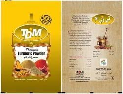 High Quality Spices Packing Bags