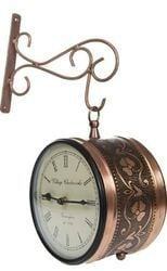 Antique Style Station Clock