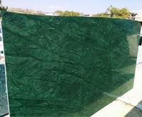Fine Finish Green Marble