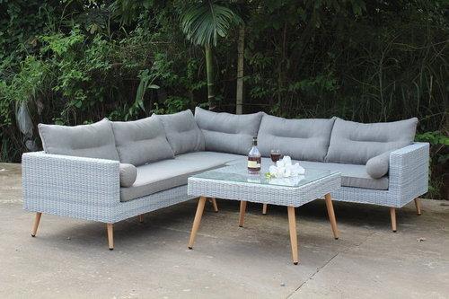 Bari Corner Sofa Set