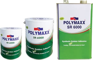 Polymaxx SR 6000 Synthetic Rubber Adhesive