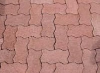 Concrete Interlocking Pavers