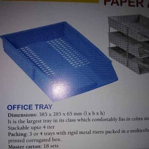 Office Document File Tray