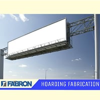 Sign Boards & Hoardings Fabrication Service