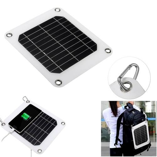 Sunpower 100W Flexible Monocrystalline Photovoltaic Solar Cells Panel for Car Yacht Boat