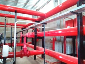 Fire Protection System Turnkey Contractor