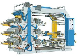PP Woven Fabric Printing Machines