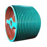 Durable CIV Solid Pulley