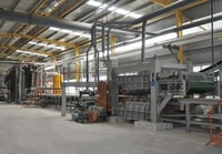 150000cbm Particleboard Production Machinery Line