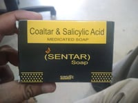 Coaltar And Salicylic Acid Medicated Sentar Soap