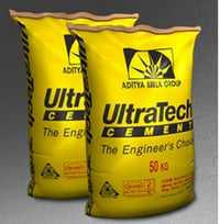 PPC and OPC Grade Cement (Ultratech)
