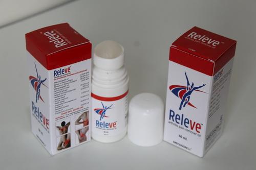 Arthritis Pain Relief Oil