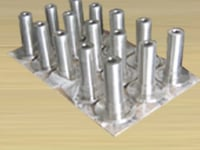 Steel Hubs For Decanters