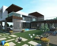 Agriculture Designing For House