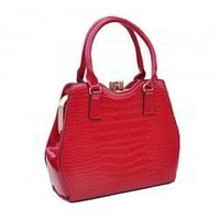 Attractive Color Crocs Handbag