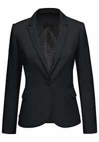 Office Blazer Suit