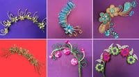 Hair Brooches For Indian Weddings