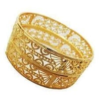 Ladies Gold Coated Kada