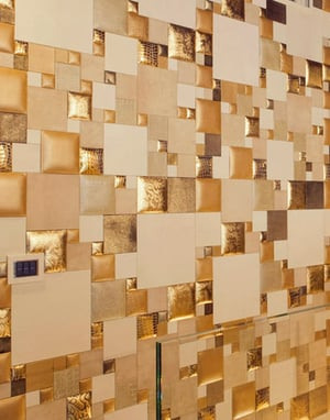 Leather Customized Wall Panel