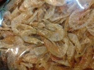 Dried Shrimps Shell