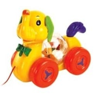 Pull Along Appu Toy