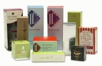 Rectangle Cosmetic Paper Boxes