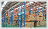 Industrial And Commercial Warehousing Service
