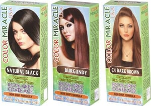 Color Miracle Usa Hair Color Cream