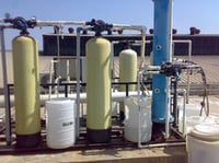 Automatic Demineralisation Water Plant