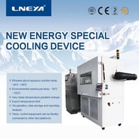 Electric Vehicle Battery Pack Cooling System