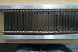 SS Textile Machine Reed